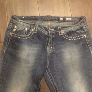Miss Me Jeans - Miss Me easy crop size 32